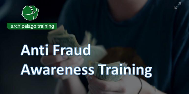 Anti Fraud Awareness Training