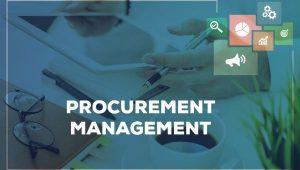 Strategic Procurement Management