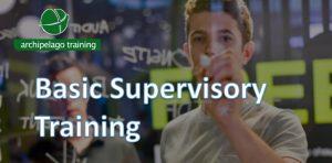 Basic Supervisory Training