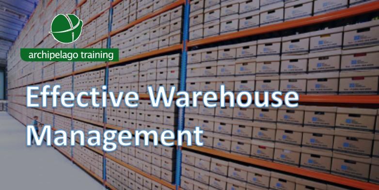 Effective Warehouse Management